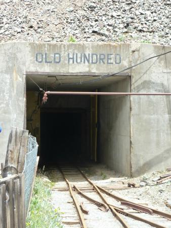 Old Hundred Gold Mine Tour: Old 100 Gold Mine