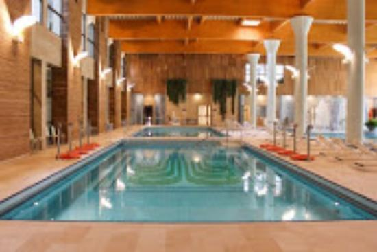 Medical SPA Egles Sanatorija Birstonas: Swimming pool
