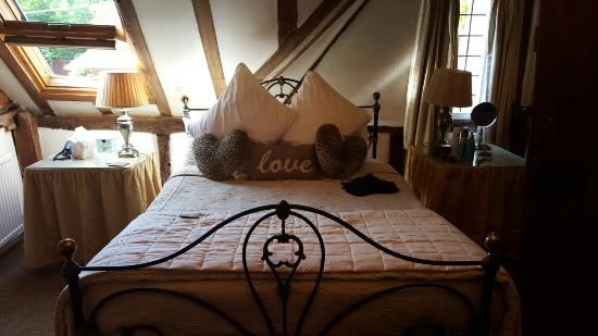 Old Rectory House: Ask for room 10 it is amazing! We loved it ��