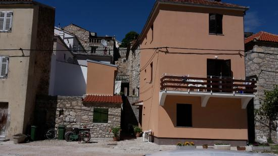 Aparthotel Castrum Novum : The village Novigrad