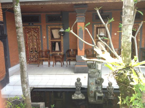 Pande Permai Bungalows: Terrace