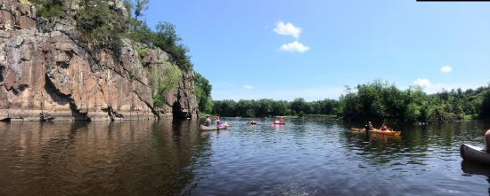 Taylors Falls Canoe And Kayak Al St Croix River