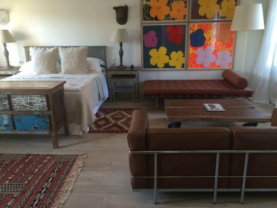 Pastis Hotel St Tropez: Spacious room 10
