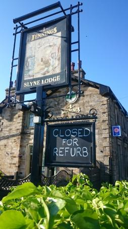 The Lodge Lancaster: Closed