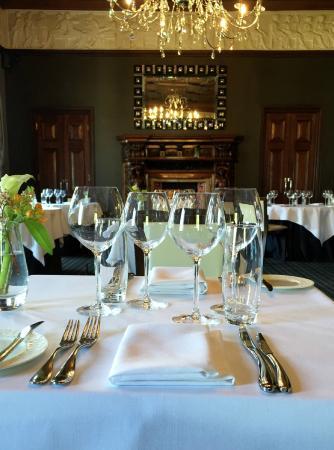 The Lawns Restaurant at Thornton Hall: Lawns Restaurant
