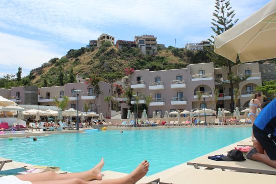 Poolen picture of porto platanias village resort platanias porto platanias village resort poolen sciox Choice Image