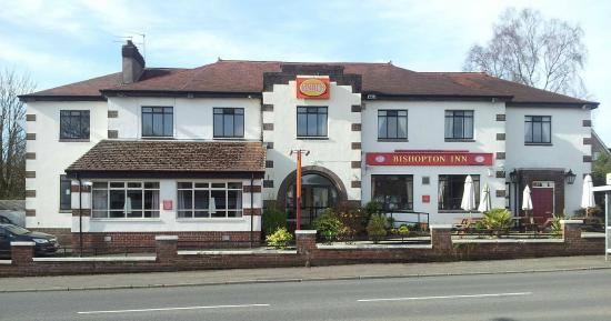 The Bishopton Inn Hotel Sizzling Pubs