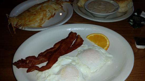 Cracker Barrel: Old Timer's Breakfast