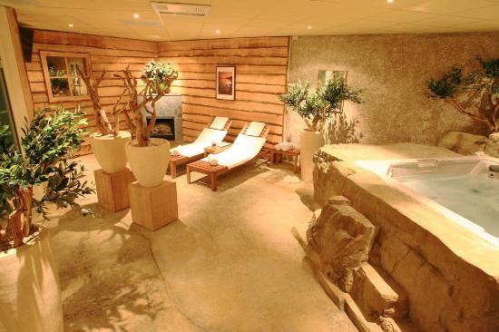Fletcher Hotel-Restaurant Apeldoorn : Sauna en bubbelbad