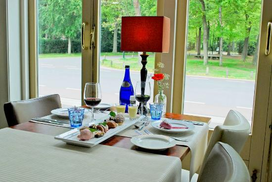 Fletcher Hotel-Restaurant Apeldoorn : Restaurant