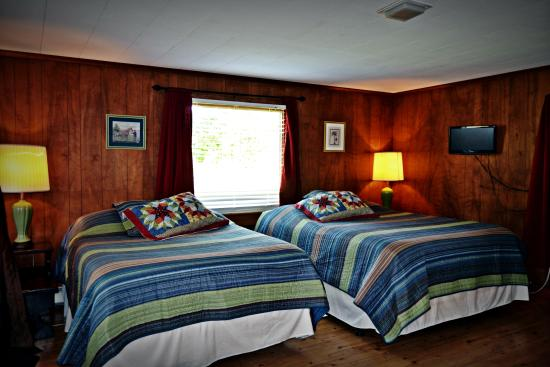The Skywood Manor Motel: Confortable rooms