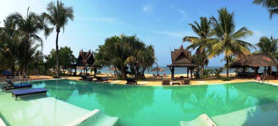 Ko Kho Khao, Tajlandia: Pool