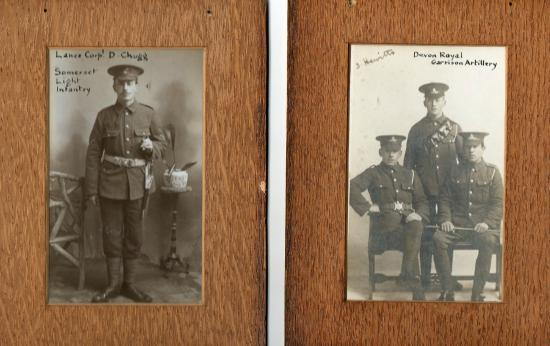 Ilfracombe Museum: Some of our First World War soldiers