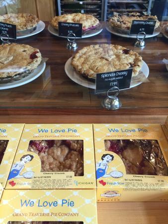 Grand Traverse Pie Co.: photo0.jpg