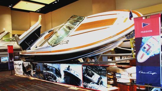 Overland Park Convention Center: Overland Park Boat Show