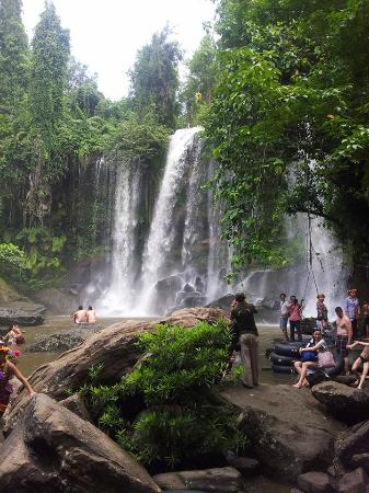 Angkor Best Driver: car taxi driver tour to phnom kulen mountain