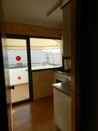 Niko Apartments: Cozinha