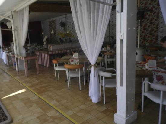 Ubatuba Palace Hotel: Refeições