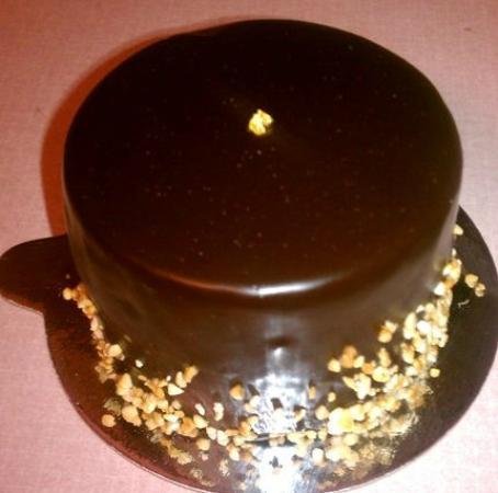 Nichole's Fine Pastry: Chocolate Feuillantine Cake