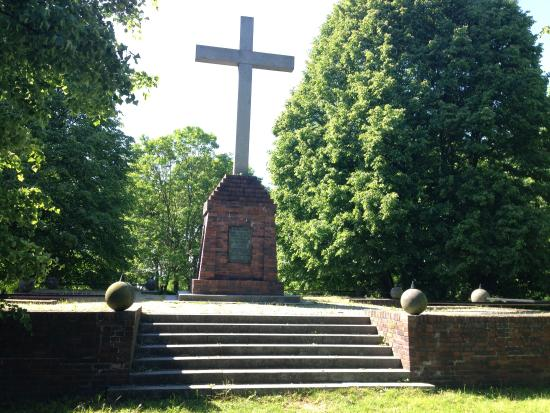 Usedom, Almanya: Denkmal