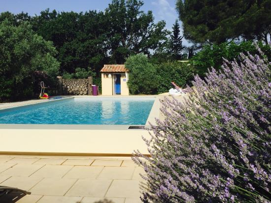 Appel du Sud: Great spot for two in The Luberon