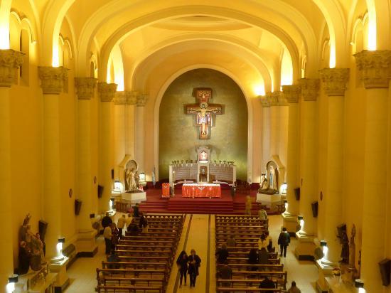 Catedral San Rafael Arcangel