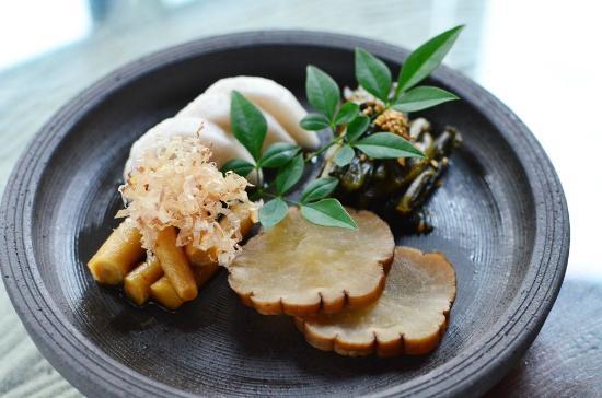 Teshigoto Cuisine & Sake Manaya, Chayamachi