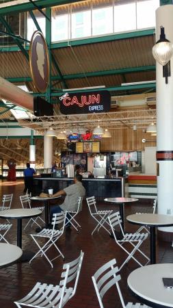 Calvin S Cajun Express