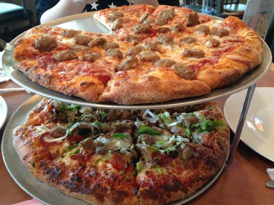 Marco's Pizza: Very good above average pizza for a price!