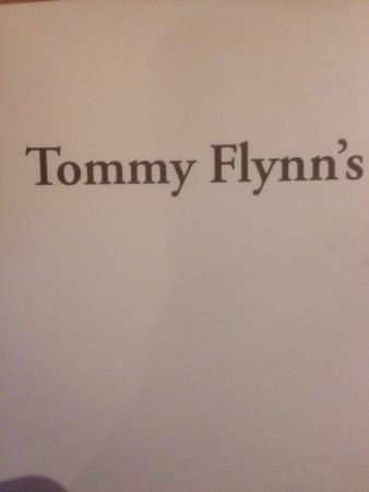 Tommy Flynn's