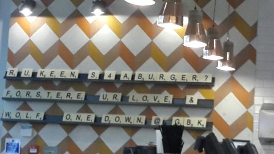 The Gourmet Burger Company - Brunswick Photo