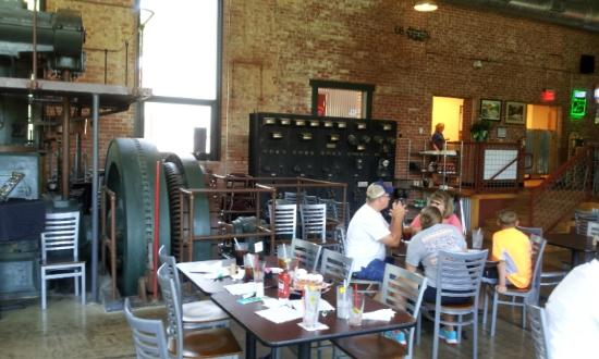 Upstairs Bar Picture Of Power Plant Texas Grill Seguin Tripadvisor