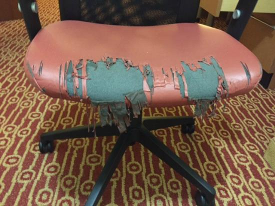 TownePlace Suites Fort Worth Southwest/TCU Area: Chair