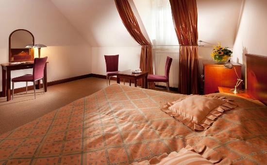 Hotel Concertino Zlata Husa: Pokoj