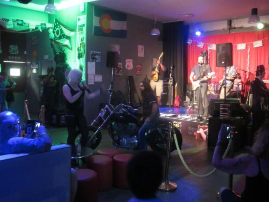 RockSide Café : PattyVaren