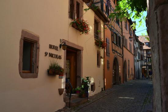 Photo of Hotel Restaurant Saint-Nicolas Riquewihr