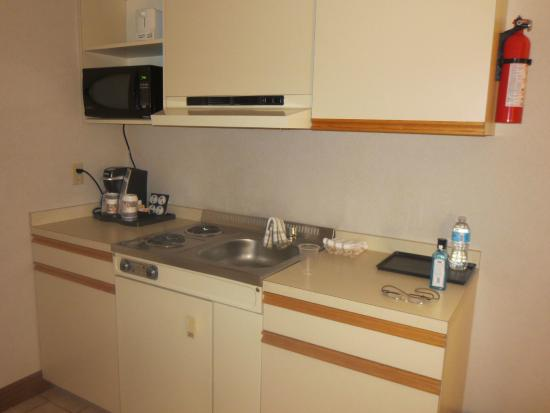 Best Western Northgate Inn: Kitchenette