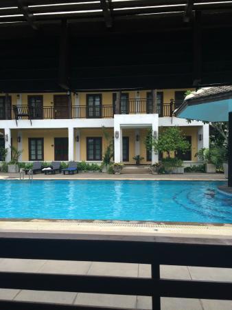 Vdara Resort and Spa : Hotel pool