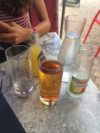 Restaurant Granville Carte Montepego