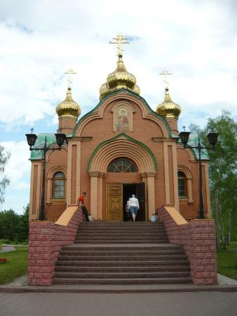 Achairsky Holy Cross Monastery: Церковь Димитрия Солунского