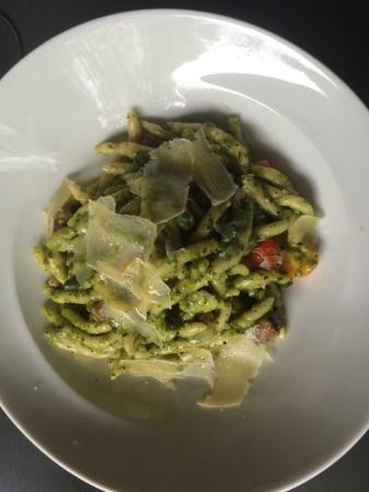 Cilantro : Pasta daily special