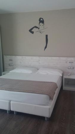 Villa Maria Hotel Garni : Stanza 107