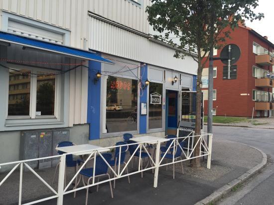 Katrineholm, Suécia: Restaurang Rhodos