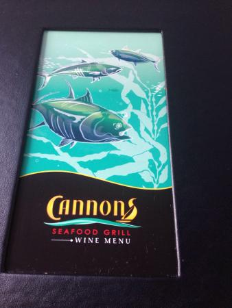 Cannons Seafood Grill: photo0.jpg