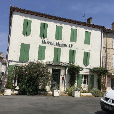 Hotel Henri IV: Hotel.