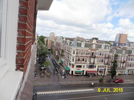 Bed & Breakfast Helmers: Vermeer room view.