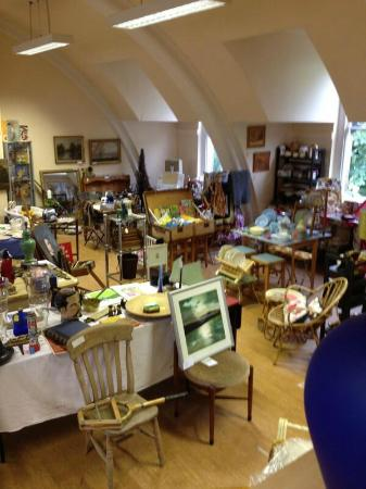 Bocking Antiques Centre
