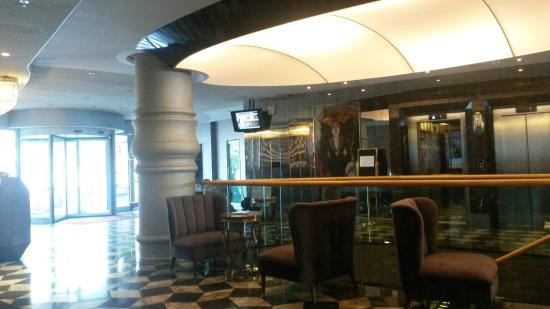Opera Hotel: Отель