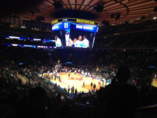 Madison Square Garden Go Knicks Go Picture Of Madison Square Garden New York City