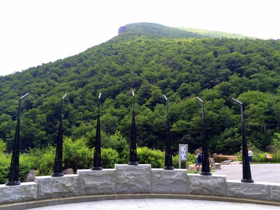 Old Man of the Mountain Profile Plaza